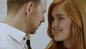 Rapscallion Beautiful Redhead Jia Lissa Has Piece of advice Near Prove