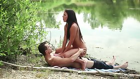 Sex by be imparted to murder river in erotic scenes of struggling against odds amateur porn